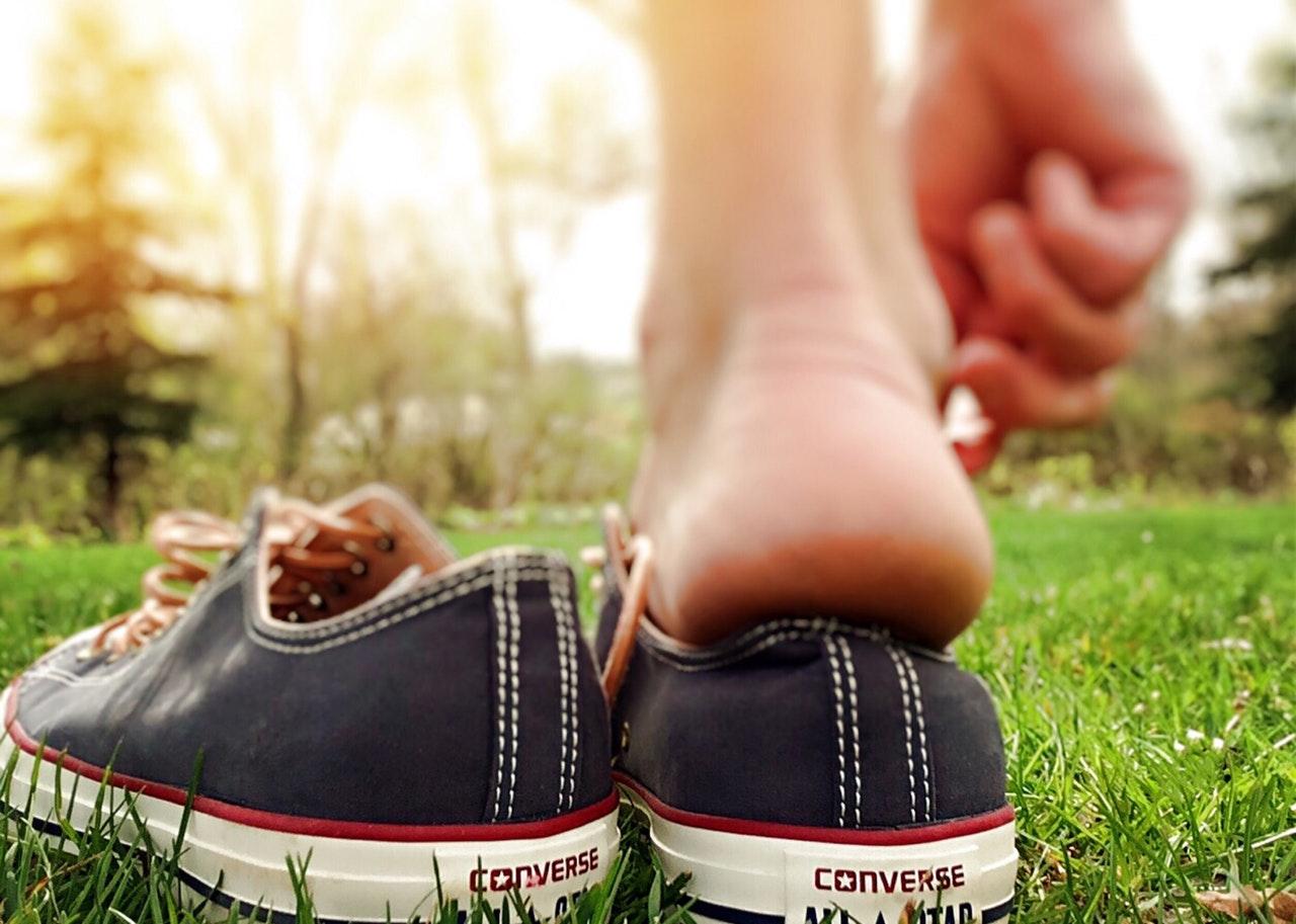 Converse finns i flera färger